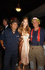 Molly Sims, Toronto Firemen Bernie Pelayo, Digby Bourke Inside For Proctor And Gamble Breast Cancer Fundraiser, Toronto Liberty Grand, Toronto, On, October 01, 2005. Photo By Tom SandlerEverett Collection Celebrity - Item # VAREVC0501OCAMS003