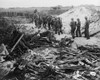 After The First Assault Cleared Japanese Soldiers From The Beaches History - Item # VAREVCHISL037EC790