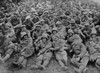 German Ww1 Pows Who Surrendered At Messines Ridge In June 1917. Several Soldiers Wear The Steel Helmets Introduced In 1916. History - Item # VAREVCHISL034EC990
