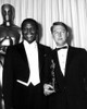 1967 Sidney Poitier With Mike Nichols [Best Director History - Item # VAREVCSBDOSPIEC065