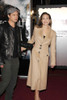 Brad Pitt, Angelina Jolie At Arrivals For Los Angeles Premiere Of Beowulf, Westwood Village Theater, Los Angeles, Ca, November 05, 2007. Photo By Michael GermanaEverett Collection Celebrity - Item # VAREVC0705NVBGM033