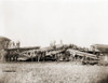 1887 Great Chatsworth Train Wreck Destroyed A Large Passenger Train Of Two Steam Engines Pulling Six Wooden Passenger Cars History - Item # VAREVCHISL011EC296