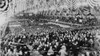 1920 Republican Convention Nominated Warren Harding. Broad View Of Convention Delegates At Chicago Convention. History - Item # VAREVCHISL006EC159