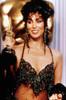 1987 Cher Holds Her Best Actress Oscar For Moonstruck History - Item # VAREVCSSDOSPIEC024