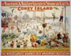Barnum And Bailey'S Great Coney Island Water Carnival At Coney Island History - Item # VAREVCHISL007EC380