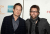 Aaron Woodley, Russell Schaumburg At Arrivals For Tennessee Premiere At Tribeca Film Festival, Tribeca Performing Arts Center, New York, Ny, April 26, 2008. Photo By Slaven VlasicEverett Collection Celebrity - Item # VAREVC0826APBPV016