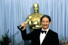 1988 Kevin Kline Holds Up His Best Supporting Actor Oscar For A Fish Called Wanda History - Item # VAREVCSSDOSPIEC019