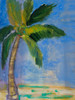 Tropical Palms II Poster Print by Robin Maria - Item # VARPDX11385C