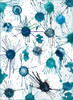Splattered Moons Poster Print by Amaya Bucheli - Item # VARPDX12726