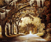 Down The Autumn Rabbit Hole Poster Print by Bruce Nawrocke - Item # VARPDX10184A
