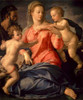 The Holy Family Poster Print by Agnolo Bronzino - Item # VARPDX132069