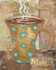 Coffee Collage II Poster Print by Elizabeth Medley - Item # VARPDX10838