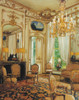 Gold Sitting Room Poster Print by Lone - Item # VARPDX127130