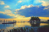 Lake Dora Sunset Poster Print by Bruce Nawrocke - Item # VARPDX12068A