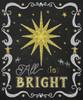 Christmas Night Chalk II Poster Print by Andi Metz - Item # VARPDX12263