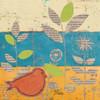 Le Jardin Press II Poster Print by Patricia Pinto - Item # VARPDX10046D