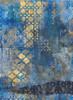 Ornate Azul A2 Poster Print by Smith Haynes - Item # VARPDXSHRC365A2