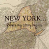 New York Story Poster Print by Tina Carlson - Item # VARPDXTCSQ201A