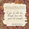 Strength ver B Poster Print by Taylor Greene - Item # VARPDXTGSQ351D