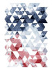Americana Triangles Too Poster Print by OnRei - Item # VARPDXONRC081B