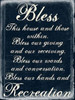 Bless B Poster Print by Sheldon Lewis - Item # VARPDXSLBRC334A1