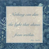 Light Within 3 Poster Print by Smith Haynes - Item # VARPDXSH8SQ006A