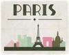 Paris Poster Print by Gigi Louise - Item # VARPDXKBRC004A