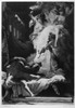 Orestes And Furies. /Norestes Pursued By The Furies For The Murder Of His Mother, Clytemnestra. Photogravure, French, Late 19Th Century, After The Painting, 1875, By Jacques Fran�Ois Fernand Lematte. Poster Print by Granger Collection - Item # VARGRC