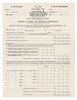 1913 Federal Income Tax 1040 Form. The Sixteenth Amendment Establishing The Income Tax Was Ratified On February 3 1913 And The Form Applies To Income Earned From March 1 To Dec 31 1913. This Is The First Of A Four Page Form. History ( - Item # VAREVC
