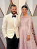 Jamie Dornan, Amelia Warner At Arrivals For The 89Th Academy Awards Oscars 2017 - Arrivals 3, The Dolby Theatre At Hollywood And Highland Center, Los Angeles, Ca February 26, 2017. Photo By Elizabeth GoodenoughEverett Collection - Item # VAREVC1726F0