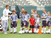 David Beckham, Young Soccer Players At The Press Conference For David Beckham Launches Home Depot Soccer Academy, The Home Depot Center Stadium Club, Carson, Ca, June 02, 2005. Photo By John HayesEverett Collection Celebrity - Item # VAREVC0502JNDJH0