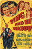 Sing and Be Happy Movie Poster Print (27 x 40) - Item # MOVAF8333