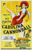 Carolina Cannonball Movie Poster Print (27 x 40) - Item # MOVGJ4197