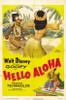 Hello Aloha Movie Poster Print (27 x 40) - Item # MOVAJ6183