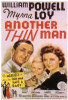 Another Thin Man Movie Poster Print (27 x 40) - Item # MOVIF5323