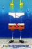 SpongeBob SquarePants Movie Movie Poster Print (27 x 40) - Item # MOVGF9304
