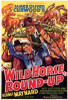 Wild Horse Round-Up Movie Poster Print (27 x 40) - Item # MOVAF4336