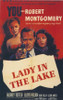 Lady in the Lake Movie Poster Print (27 x 40) - Item # MOVEH5749