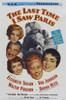 The Last Time I Saw Paris Movie Poster Print (27 x 40) - Item # MOVCB36020