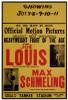 Joe Louis and Max Schmeling Movie Poster Print (27 x 40) - Item # MOVCF9333