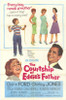 The Courtship of Eddie's Father Movie Poster Print (27 x 40) - Item # MOVIH3223