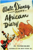 African Diary Movie Poster Print (27 x 40) - Item # MOVIF2303