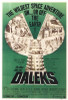 Dr. Who and the Daleks Movie Poster Print (27 x 40) - Item # MOVGF4188