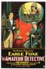 The Amateur Detective Movie Poster Print (27 x 40) - Item # MOVGF6322