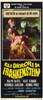 The Horror of Frankenstein Movie Poster (11 x 17) - Item # MOV235897