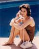 Natalie Wood - Telephone Poolside Photo Print (8 x 10) - Item # DAP110064