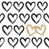 Two Hearts Poster Print by Bella Dos Santos - Item # VARPDX907DOS2144