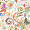 WATERCOLOR PAISLEY FLORAL Poster Print by Atelier B Art Studio Atelier B Art Studio - Item # VARPDXBEGPAT3
