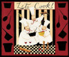 Cook Together Poster Print by Dan DiPaolo - Item # VARPDXDDPRC056A