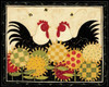 Two Rooster Poster Print by Dan DiPaolo - Item # VARPDXDDPRC411C